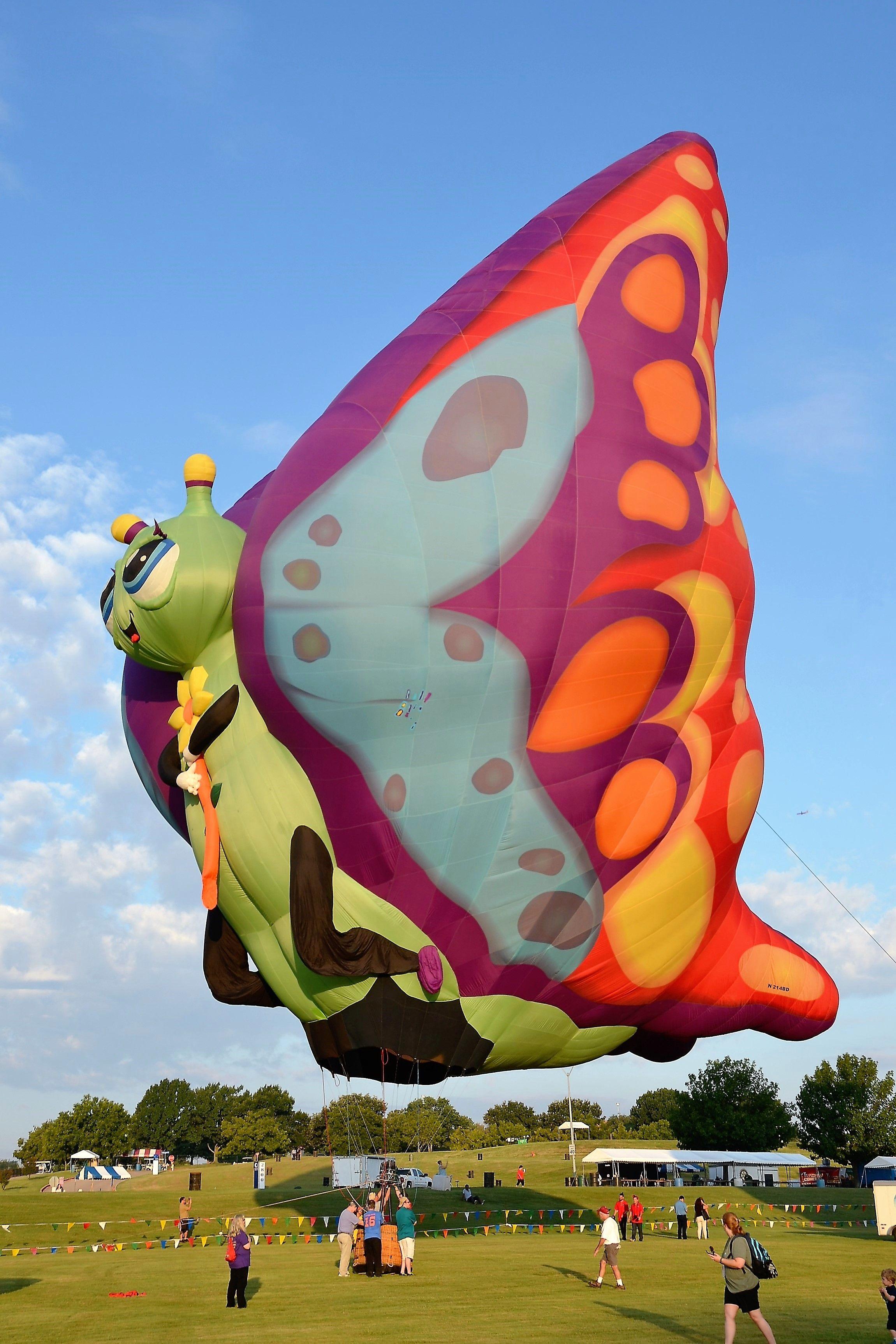 2016 InTouch Credit Union Plano Balloon Festival