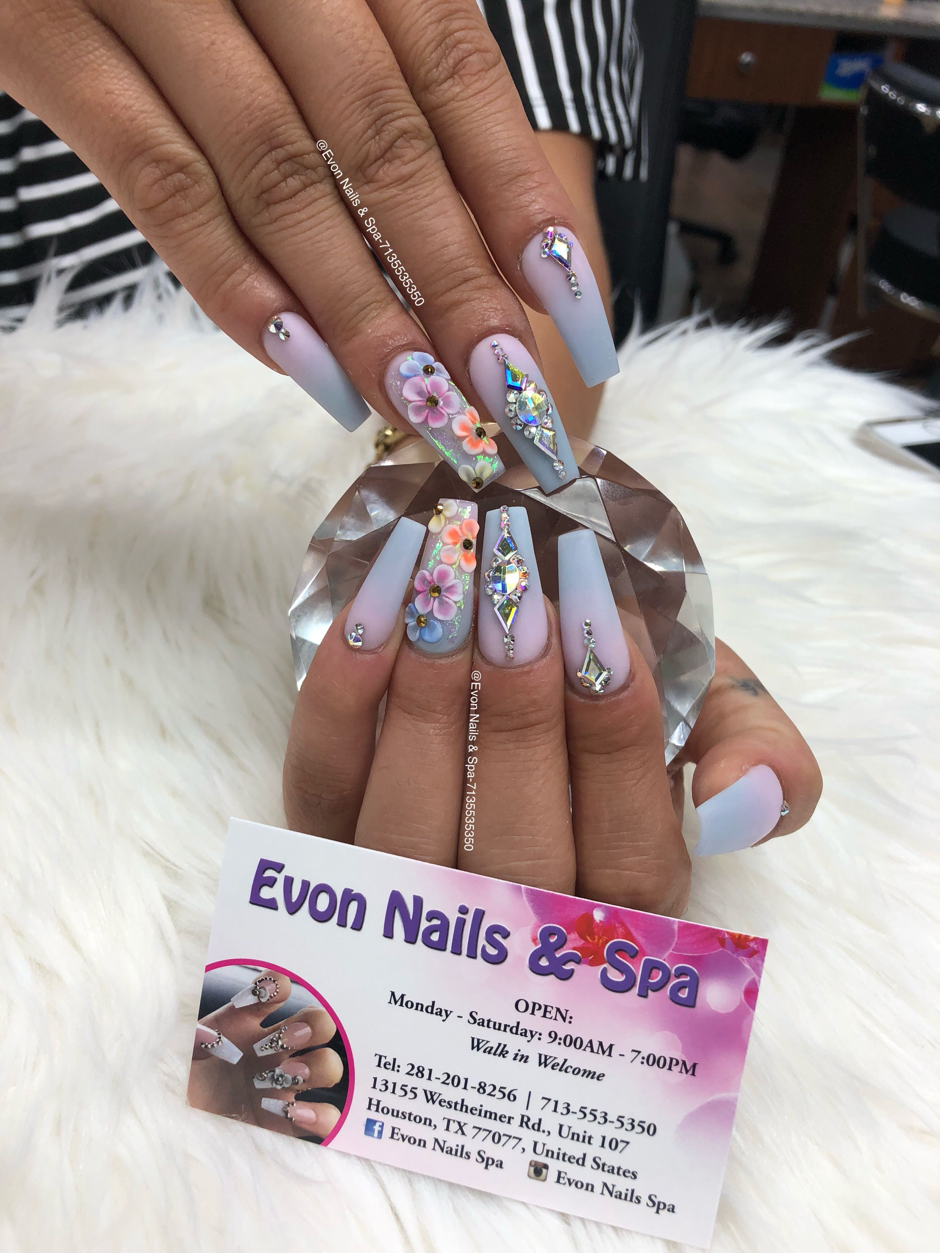 Pin By Evon Nails Spa On Evon Nails Spa With Images Nails