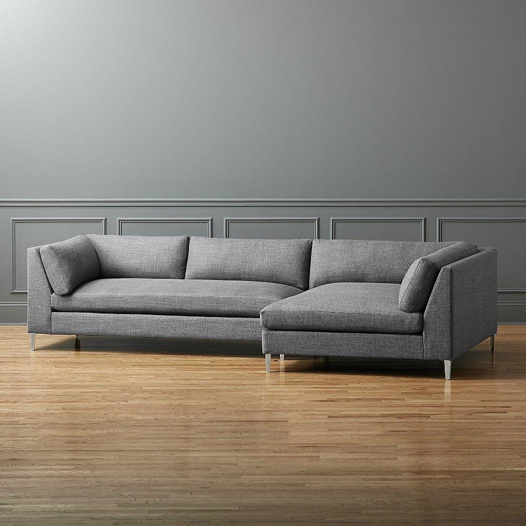 decker cb2 modern sofa sectional 2