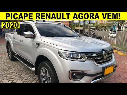 Vem Ai Picape Da Renault Alaskan 2020 Uma Frontier Mais Bonita Youtube In 2020 Renault Instagram Road Work