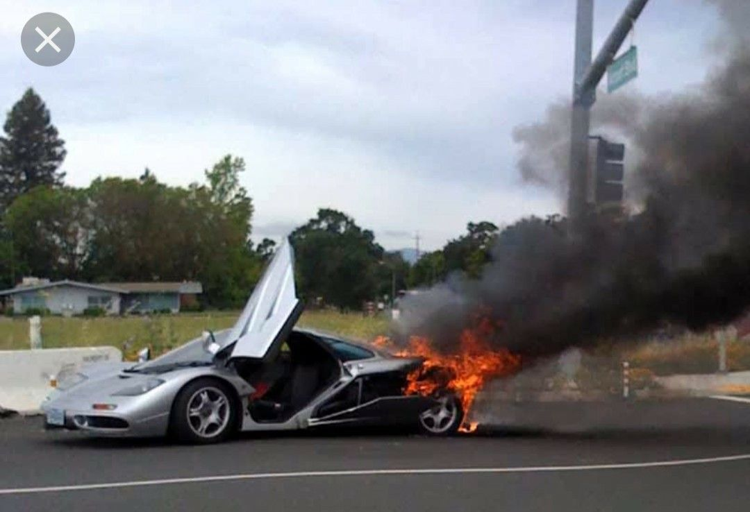 Pin By Andy Smith On Nice Motors Car Crash Auto Repair Mclaren F1