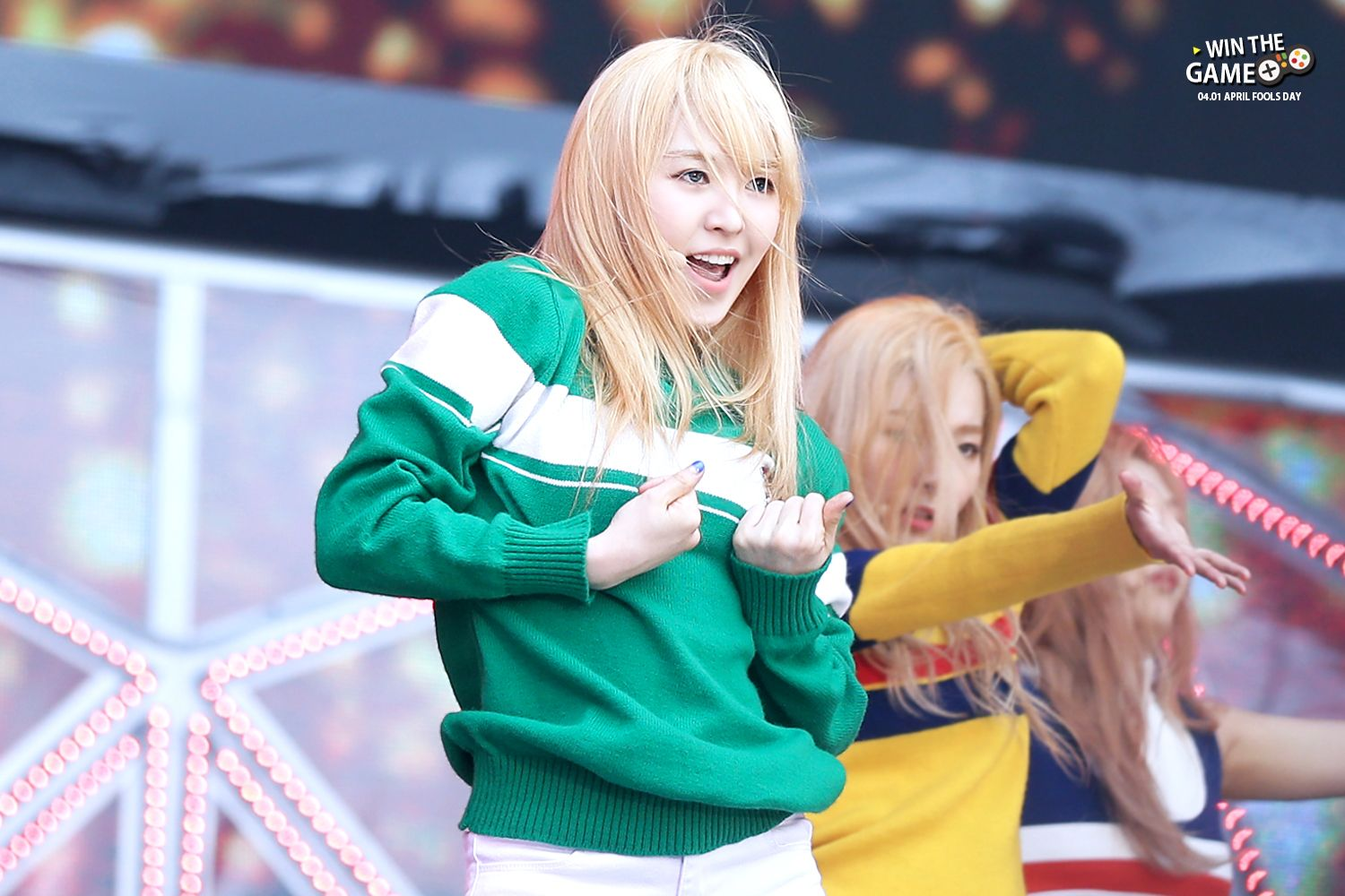 [Happy April Fool's Day] 150401 Wendy by SHINee Taemin's fansite (2)  http://cfile25.uf.tistory.com/original/22288636551AE62B16C315 https://twitter.com/winthegame718/status/582927900430626817