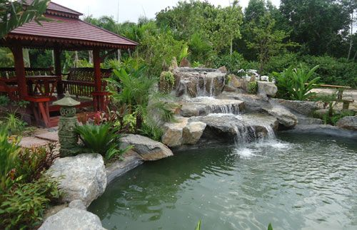 Koi Pond Designs Ideas inspirations modern indoor fish pond design to decoration your home nice koi fish pond design in 17 Beste Ideen Over Koi Pond Design Op Pinterest Koi Vijvers Visvijvers En Vijvers