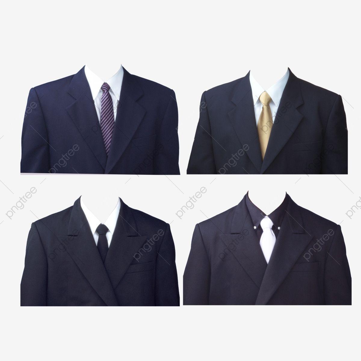 Luxury Black Suit Set Clothes Suit Mens Transparent