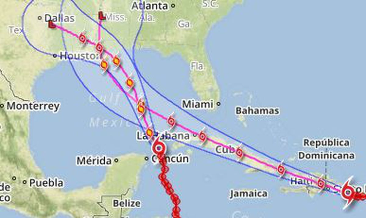 Tropical Storm Laura And Tropical Storm Marco Are Both Expected To Strengthen Into Hurricanes In The Gu In 2020 National Hurricane Center Tropical Storm Gulf Of Mexico
