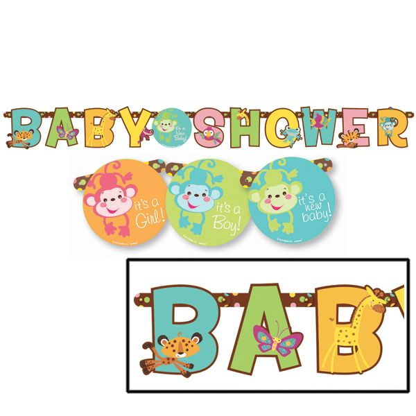 Baby Zoo Banner