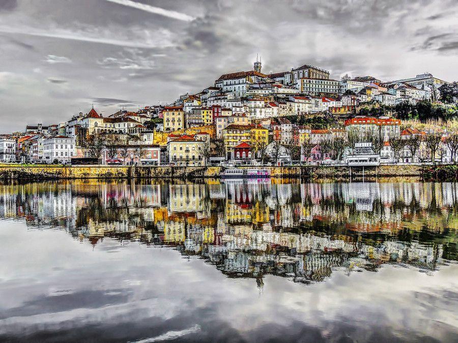 Coimbra by João Santos on 500px
