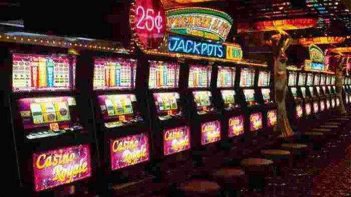 лас вегас игровые автоматы за деньги