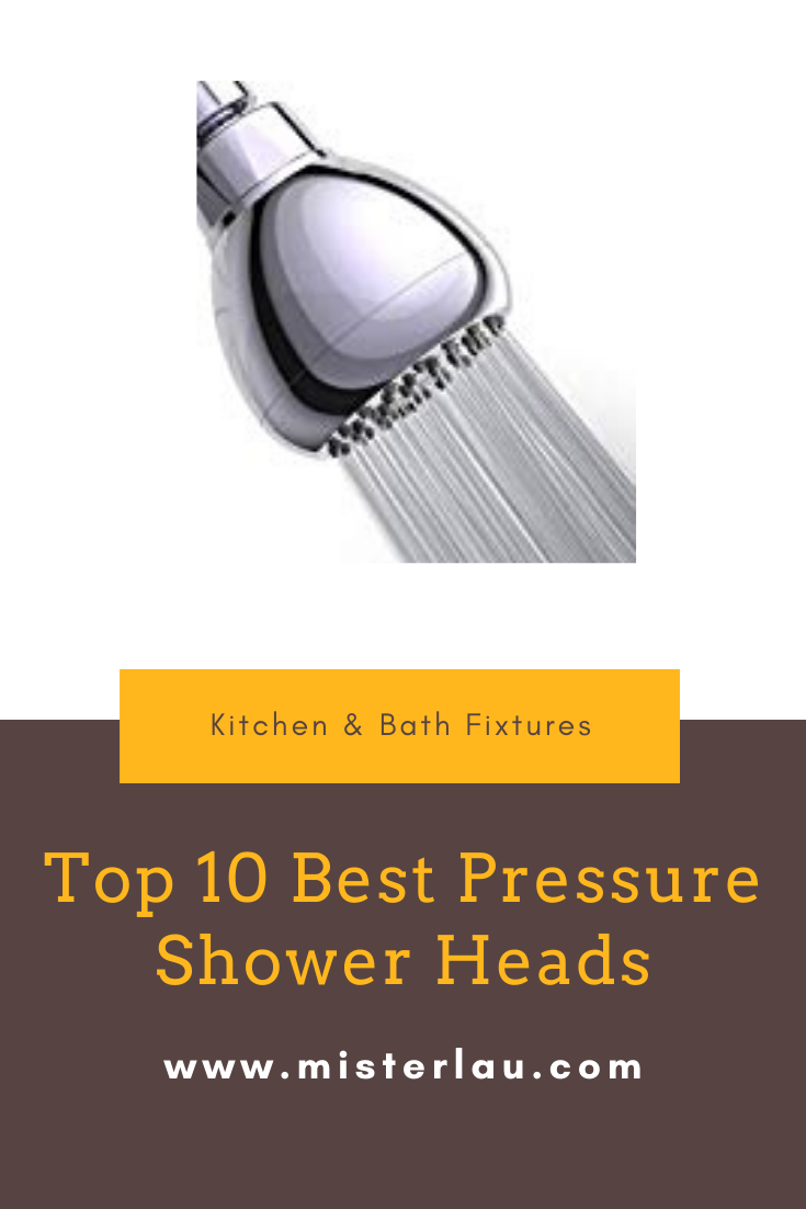 Here Are The Best Shower Heads For Low Water Pressure That Provide