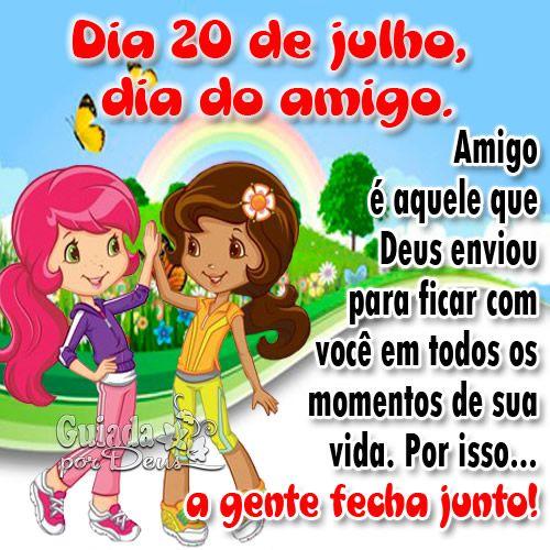 Dia Do Amigo, Frases E Amigos