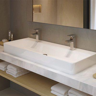 rsultat de recherche dimages pour lavabo salle de bain - Lavabo Double Salle De Bain