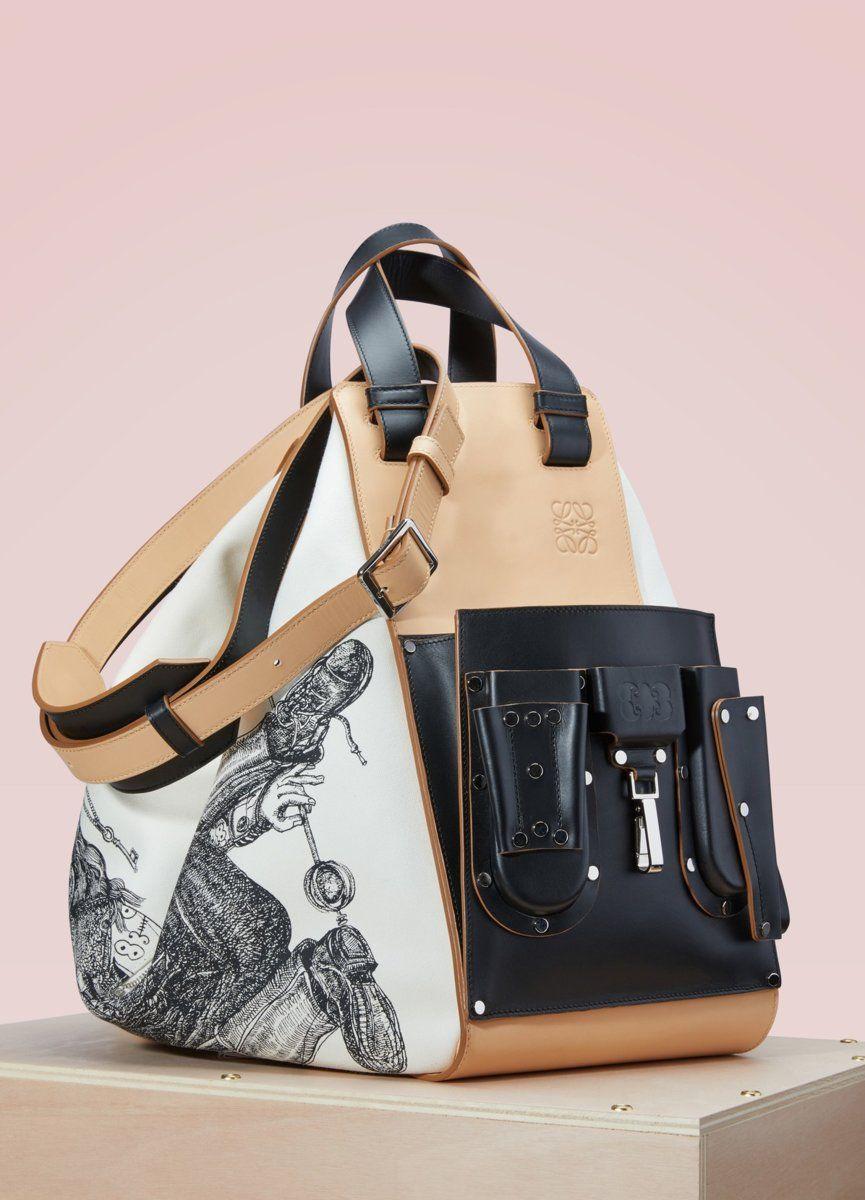 27aa4405e1ed Limited edition Loewe Hammock bag - PurseForum | Handbag, Headwrap ...