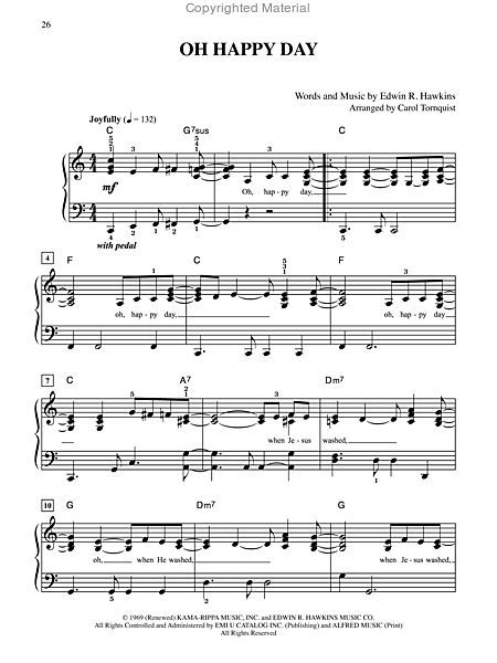 Top Requested Contemporary Gospel Sheet Music With Images