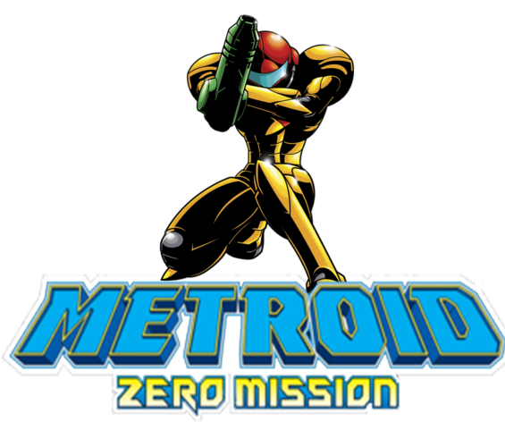 Metroid Zero Mission Game Logo Francsilver Metroid Mission Game Sailor Venus