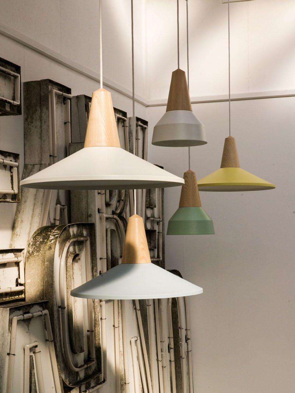 Schneid Eikon Lamp Leuchte Design Wood Holz