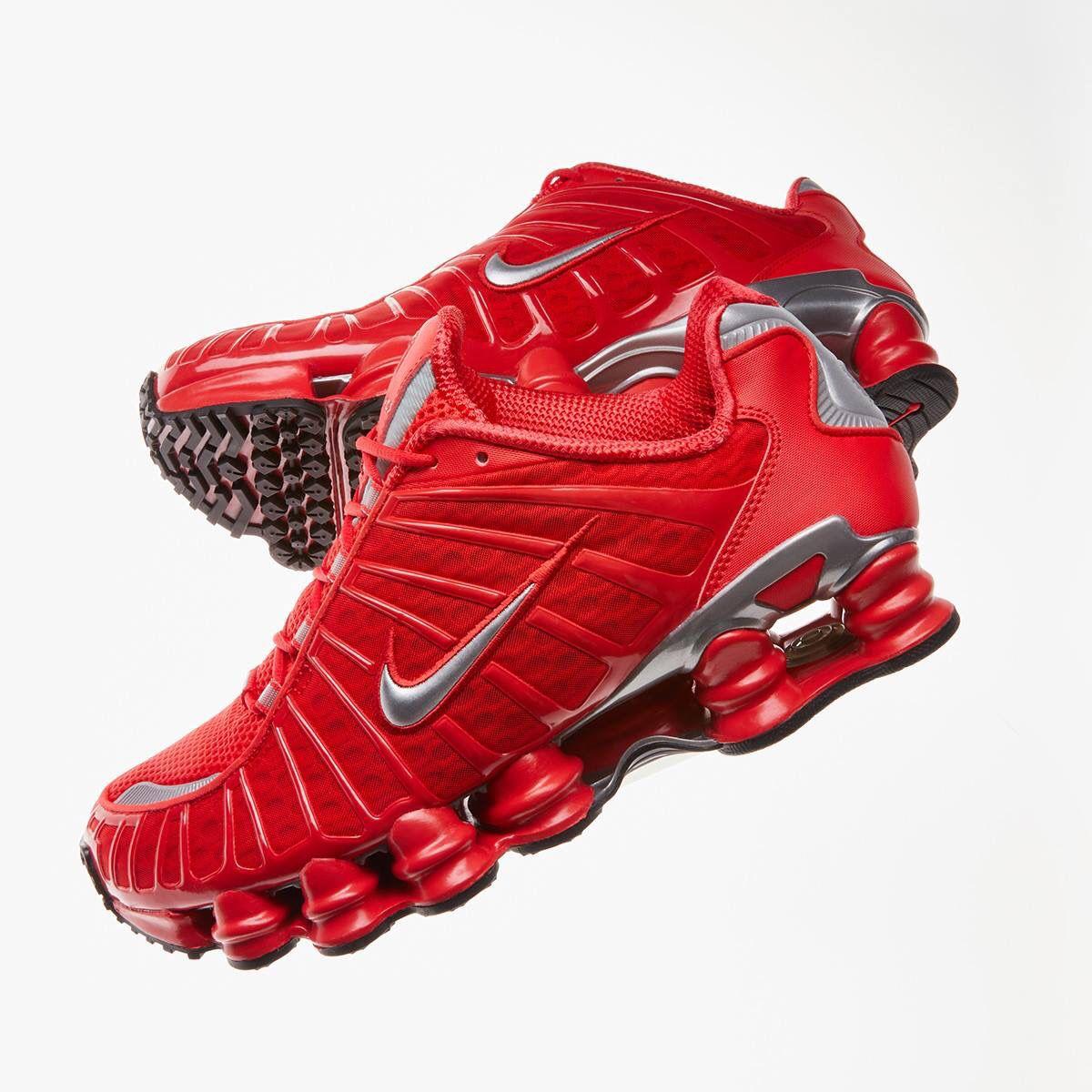 Nike Shox TI   Nike shox, Shox, Spring heels