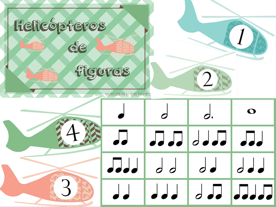 El Helicóptero De Las Figuras Es Un Juego Musical Para Principiantes Donde Aprenderán Los Valores Básicos De Las Figu Juegos De Música Musica Para Niños Musica