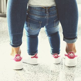 Awe jeans and shoes