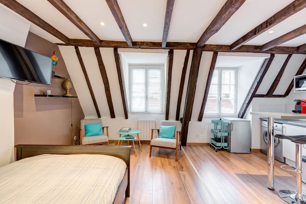 Check out this awesome listing on Airbnb: Champs Elysées ...