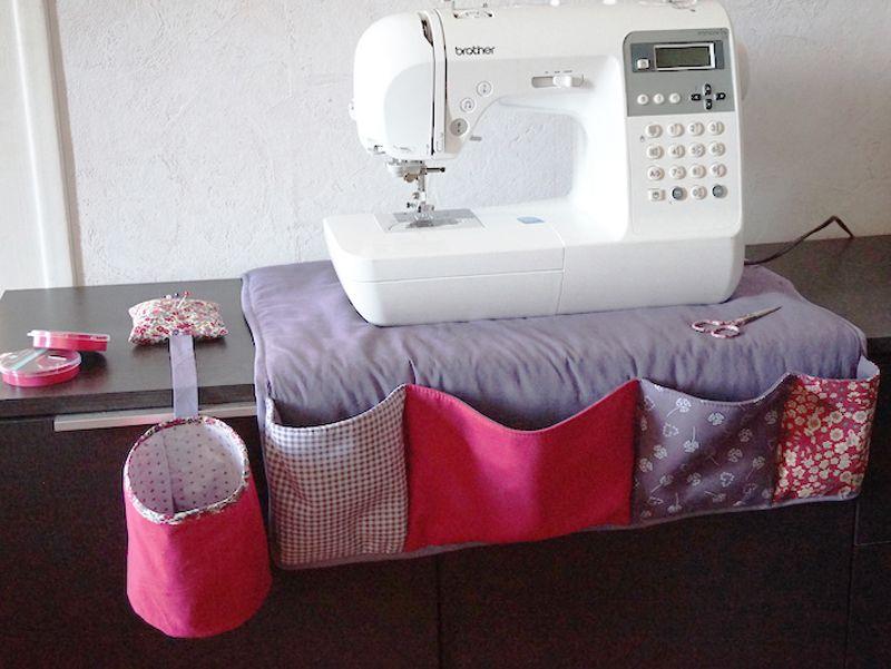 Diy poubelle fils couture tissus frou frou 5 sewing coudre couture et id es coudre - Maison couture et fils ...