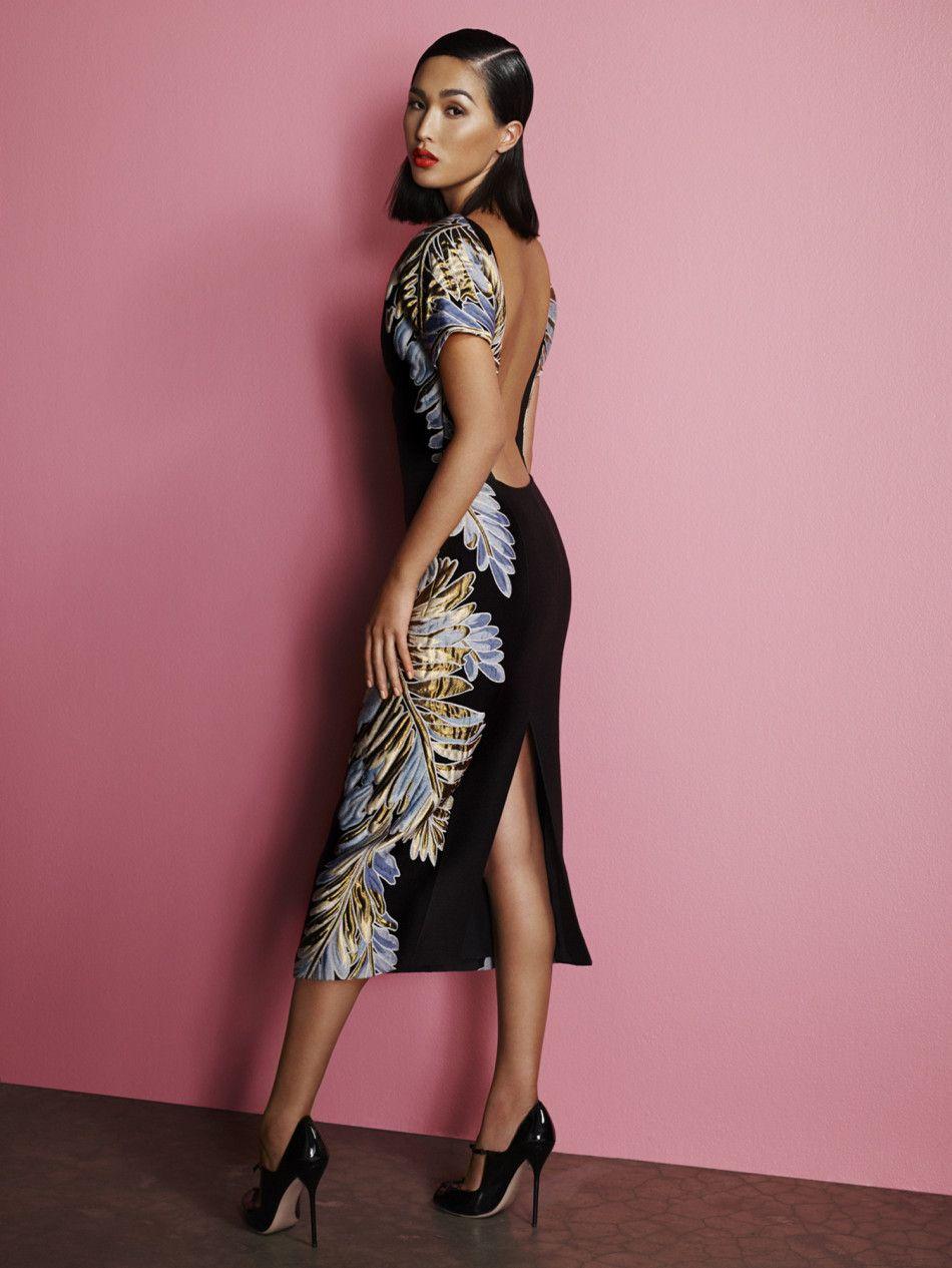 Nicole Warne for Westfield « Gary Pepper | ganda | Pinterest | Moda ...