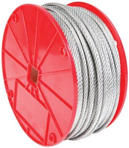 Koch 002123 1 8 By 500 Feet 7 By 7 Cable Galvanized By Koch 42 94 From The Manufacturer 1 8 Inch 7x7 Galva Galvanized Koch Industries Galva