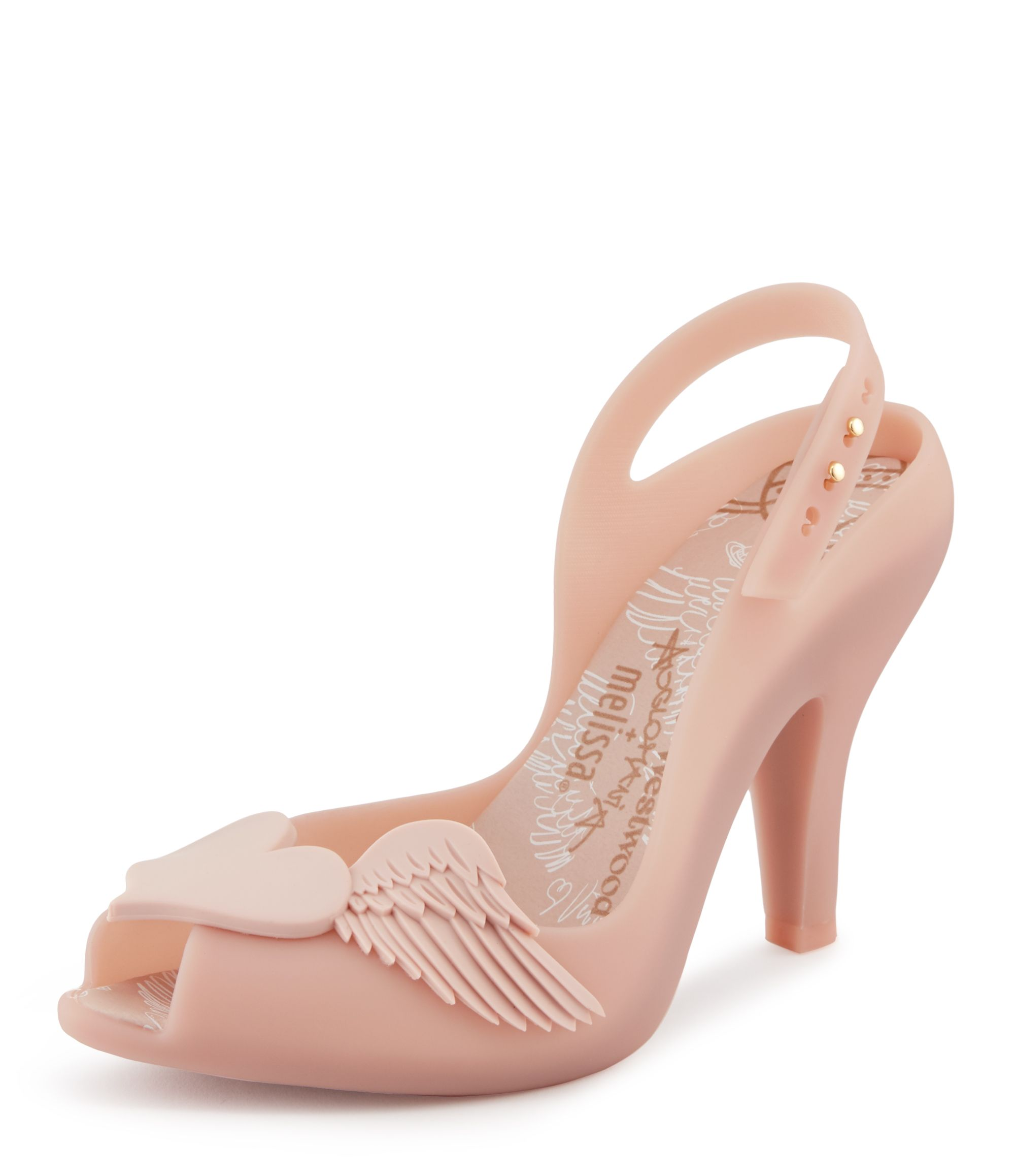 a98910640 VIVIENNE WESTWOOD Nude Lady Dragon With Cherub.  viviennewestwood  shoes