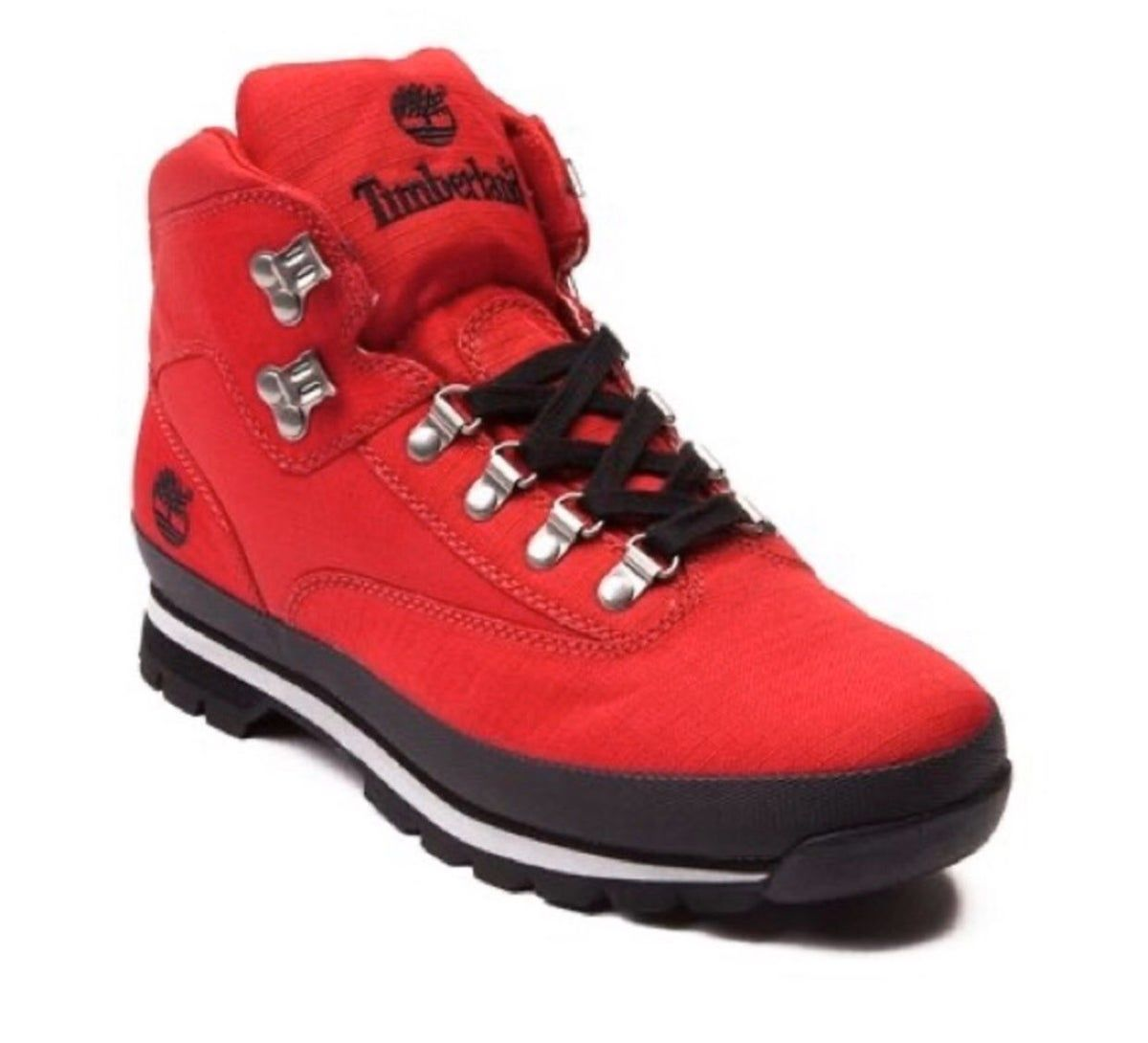 Rare Red Timberland Boots in 2020   Red