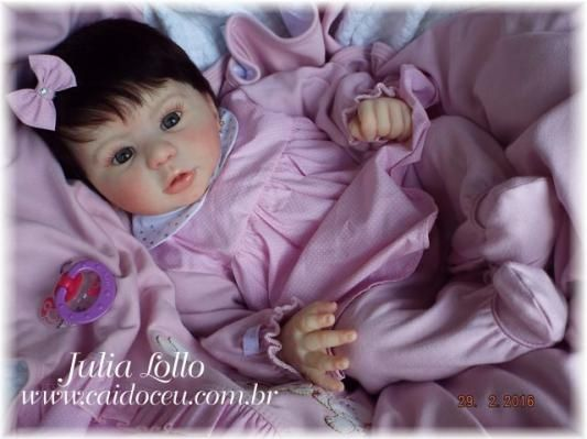5168632b02 Boneca Reborn Menina