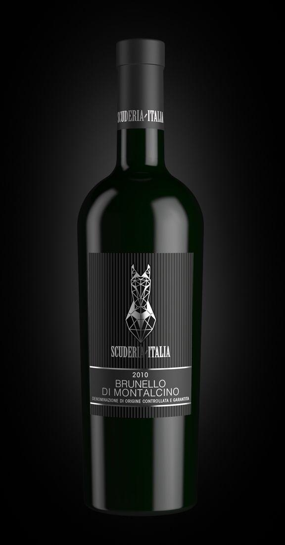 Brunello di Montalcino 2010 DOCG - Scuderia Italia, Prestigious Italian Wines