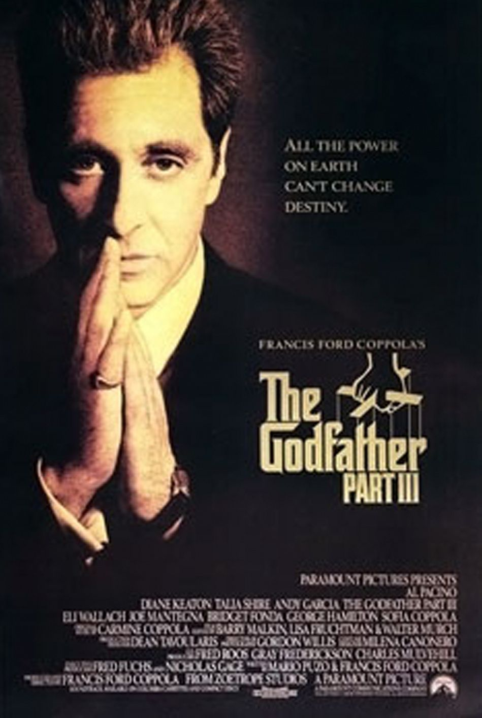 The Godfather 3 | Movie Posters | Pinterest