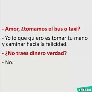 El Bus O El Taxi Imagen Graciosa De Hoy Nº 87811 1 Pinterest