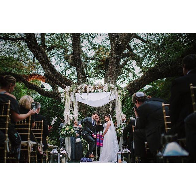 Vintage Wedding Dresses Miami: Jade And Josh's Villa Woodbine Wedding