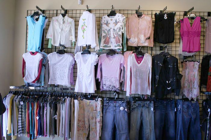 Clothing Racks Store Fixtures And Retail Supplies Shop
