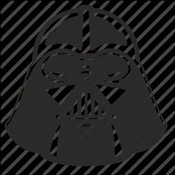 Darkness Darth Helmet Knight Mask Vader Icon Download On Iconfinder Darth Vader Art Darth Vader Canvas Darth Vader Silhouette