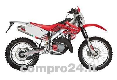 Moto Honda CRE 125