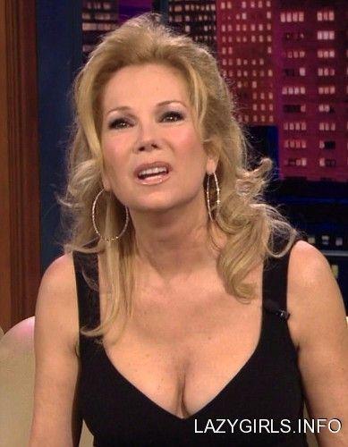 Regis and kathie lee boob