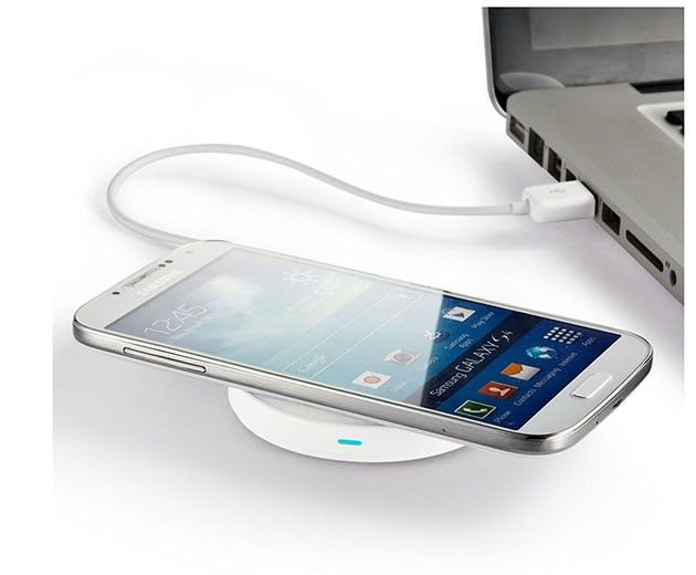 You can get it at BoomDealer.com  Free Shipping!         QI Wireless Mobile Induction Charging Pad Mat for Samsung Galaxy S4