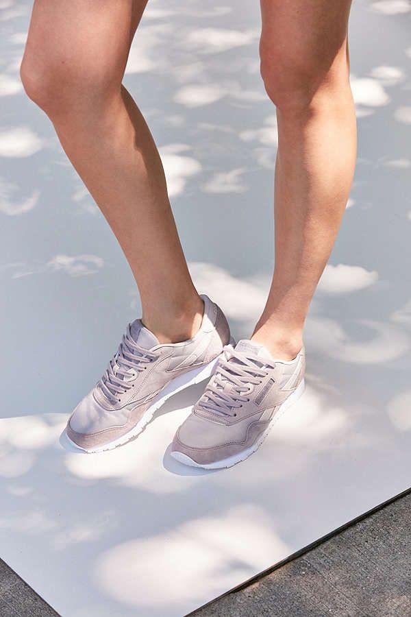 Reebok X FACE Stockholm Classic Nylon Sneaker  98989dd28