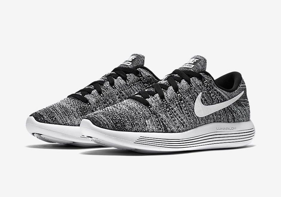 Nike LunarEpic Low Flyknit Oreo 843764-001 | SneakerNews.com