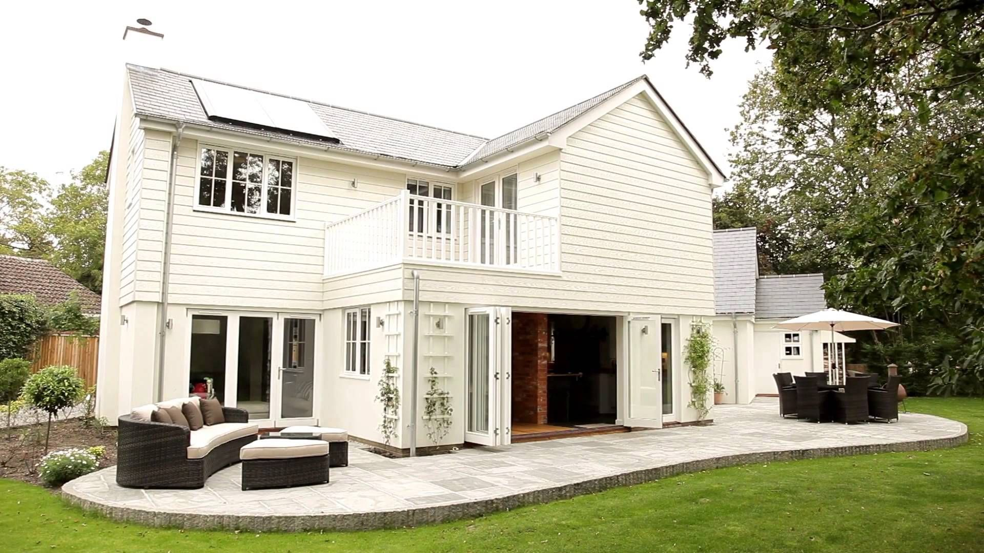 Beautiful Wood Homes Uk Pictures Inspiration - Home Decorating ...