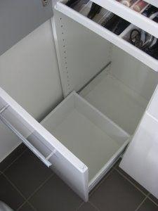 Ikea hackers laundry basket storage hack laundry - Mueble para ropa ...