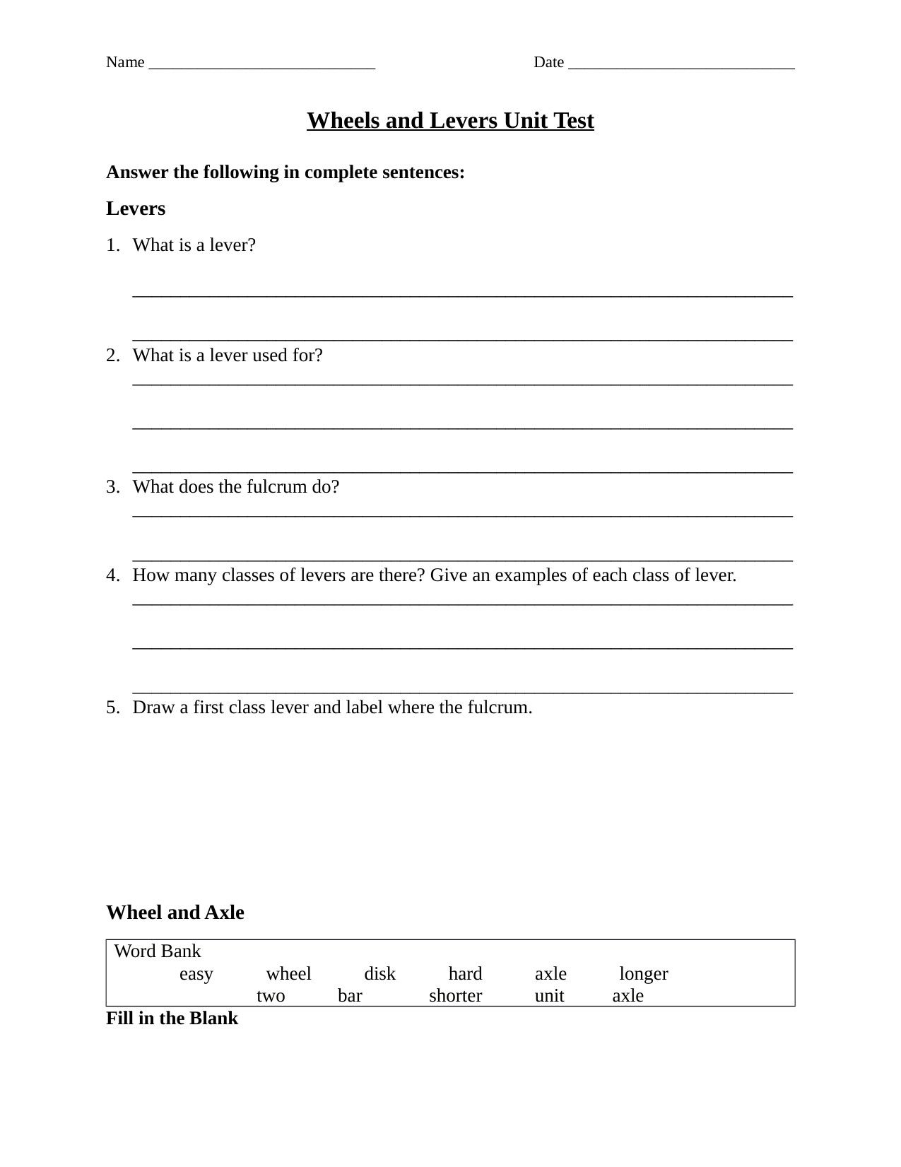 hight resolution of Shiloh Vocabulary Tests Worksheets   Printable Worksheets and Activities  for Teachers