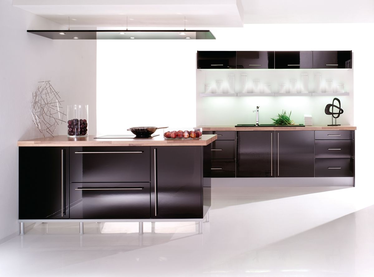 Merino Black gloss (With images) | Home decor, Kitchen ...