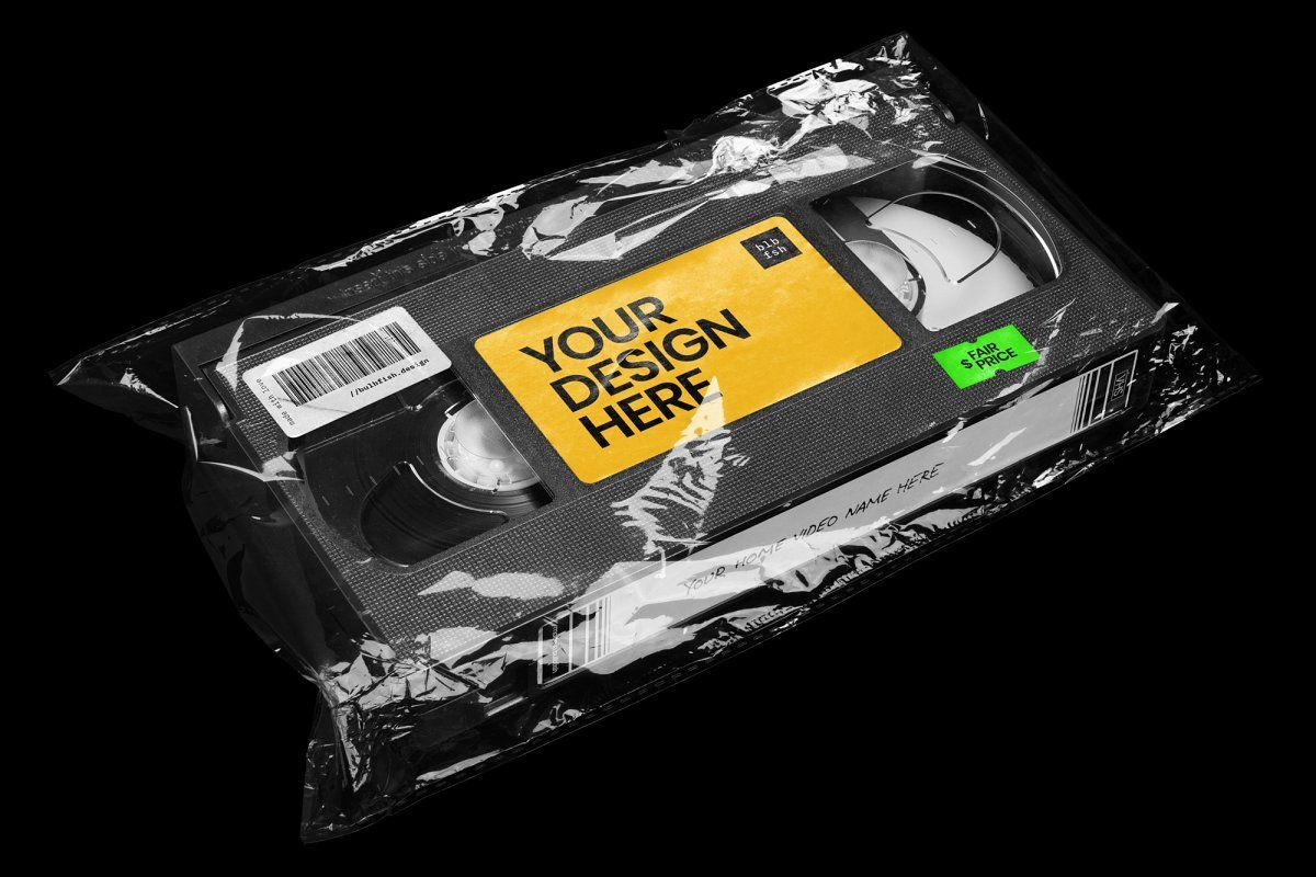 Vhs Cassette Mockup Vhs Cassette Vhs Art Poster Design