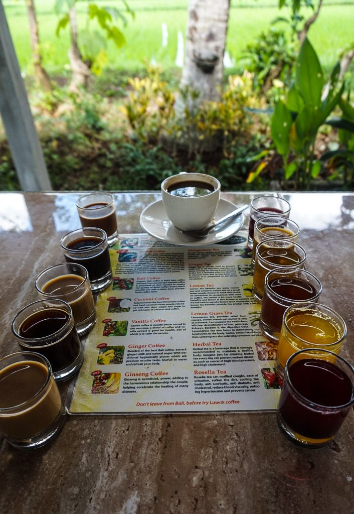 10 Reasons To Visit Bali Right Now Popular drinks