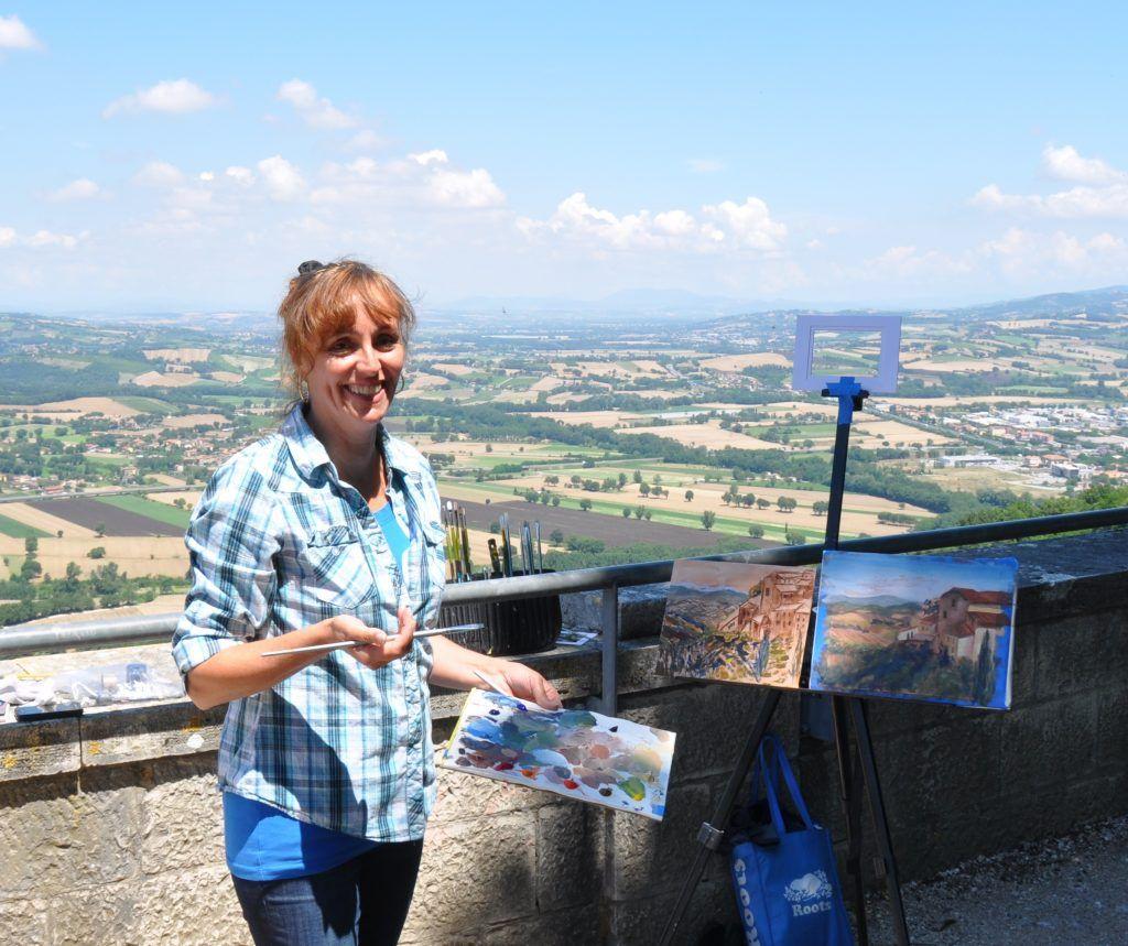 The Tuscan Palette | Il Chiostro