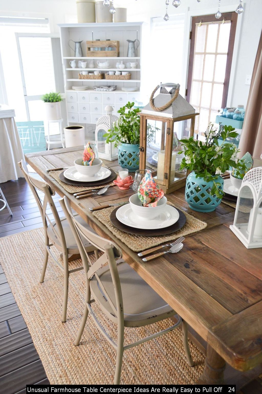 49 Unusual Farmhouse Table Centerpiece Ideas Are Really Easy To Pull Off Dining Room Decor Elegant Dinning Room Ideas Small Dining Room Small