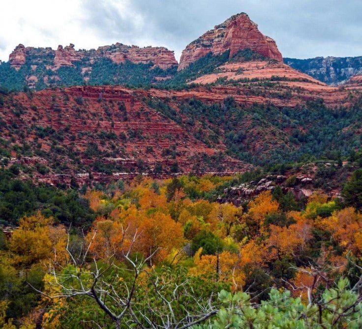 12 Best Things to Do in Sedona, Arizona | Landscape photos ...  |Sedona Fall Scene