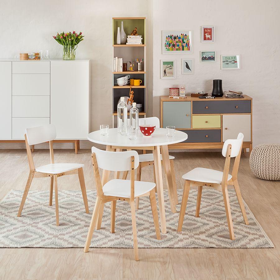 Esstisch Rob I  Muebles de comedor, Mesas de cocina extensibles